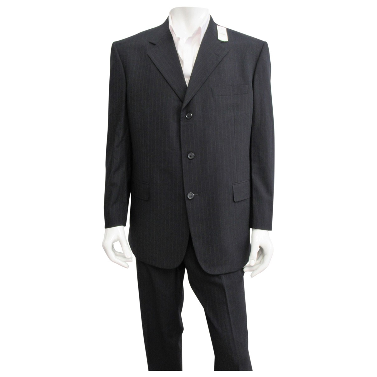 Brooks Brothers \N Blue Wool Suits for Men 44 UK - US