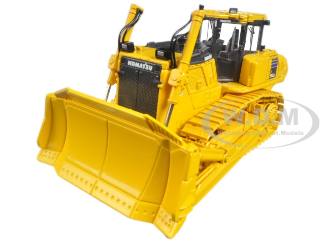 Komatsu D155AX-8 Sigmadozer with Ripper 1/64 Diecast Model by First Gear