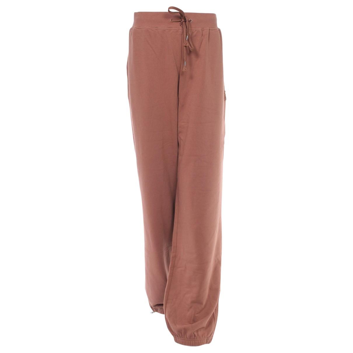 Fenty X Puma \N Brown Cotton Trousers for Women M International