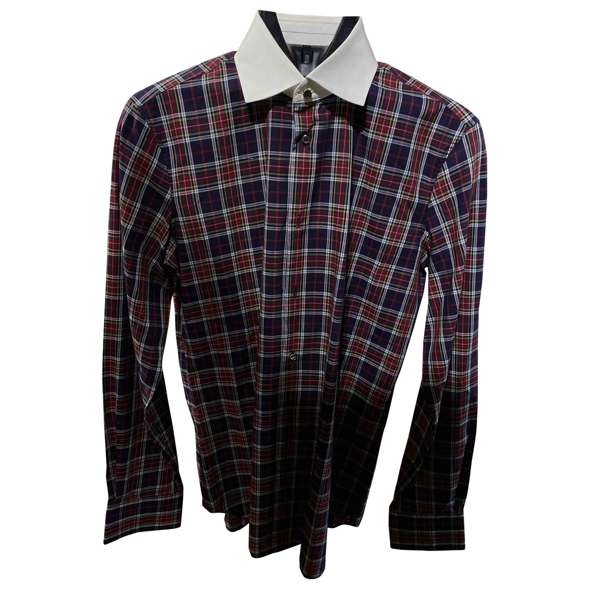 Dsquared2 \N Multicolour Cotton Shirts for Men M International