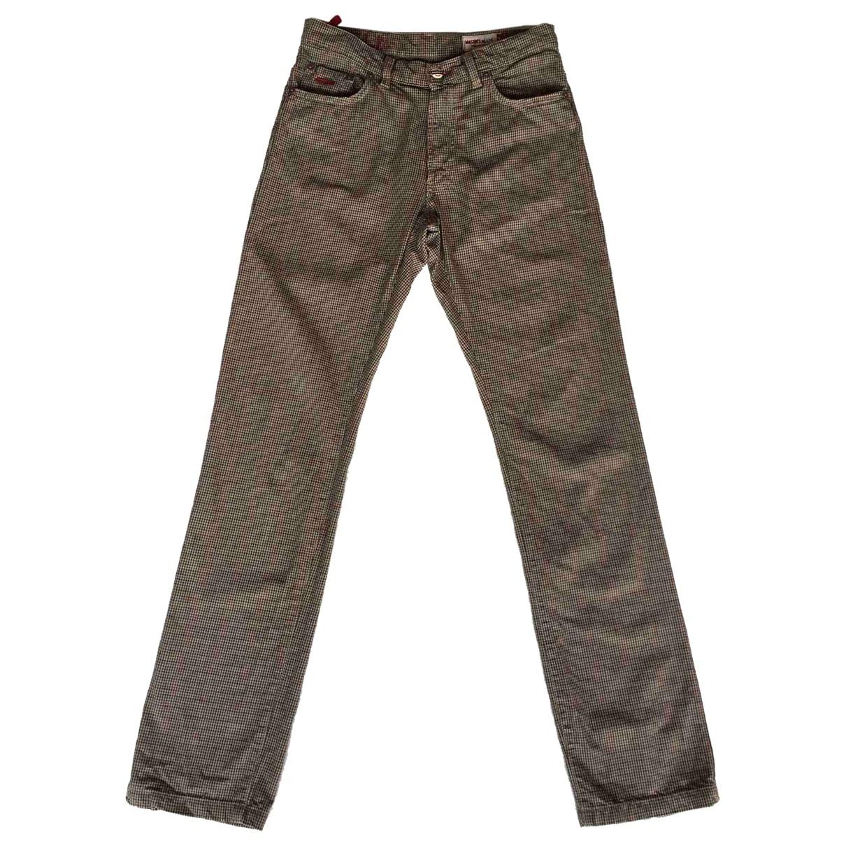 Mason - Pantalon   pour enfant en coton - beige