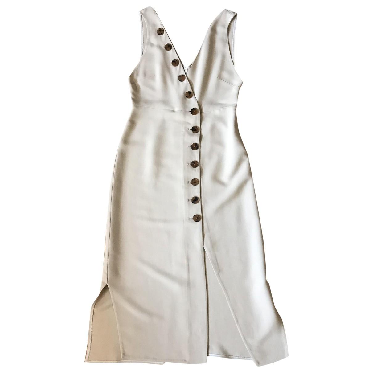 Khaite - Robe   pour femme - beige