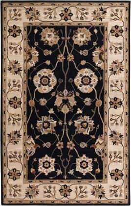 Caesar CAE-1033 5' x 8' Rectangle Traditional Rug in