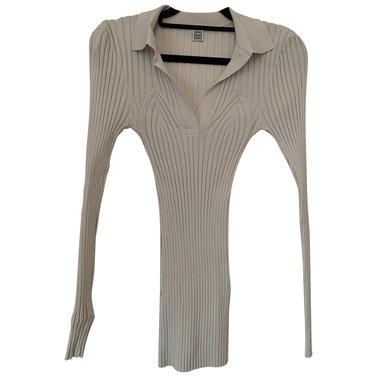 Toteme - Pull   pour femme - blanc