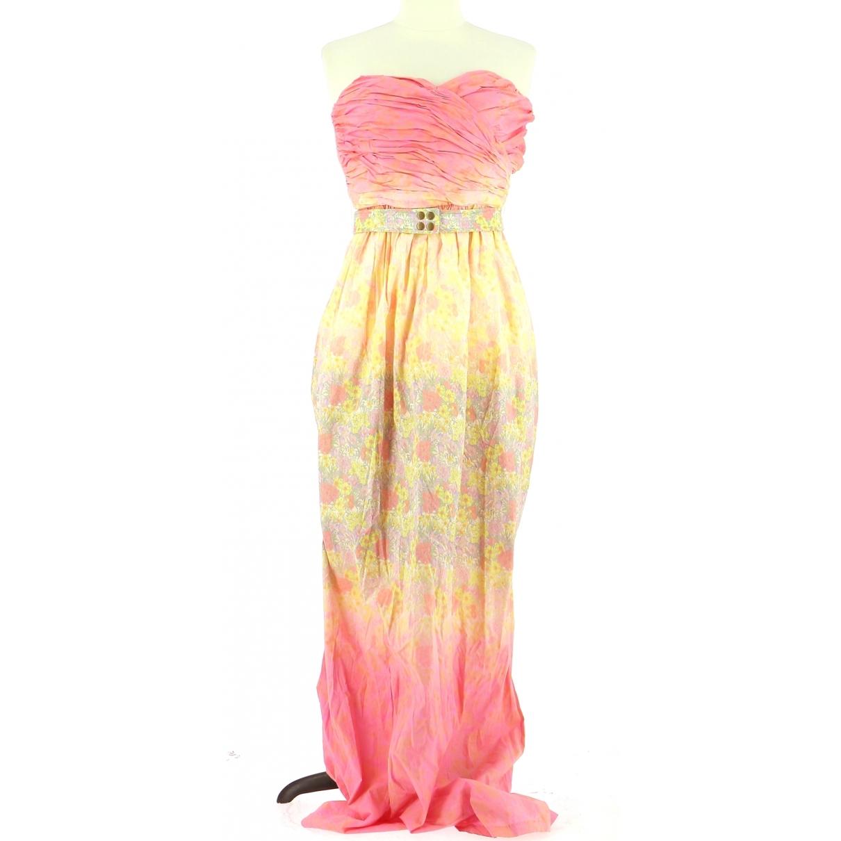 Manoush \N Kleid in  Bunt Baumwolle