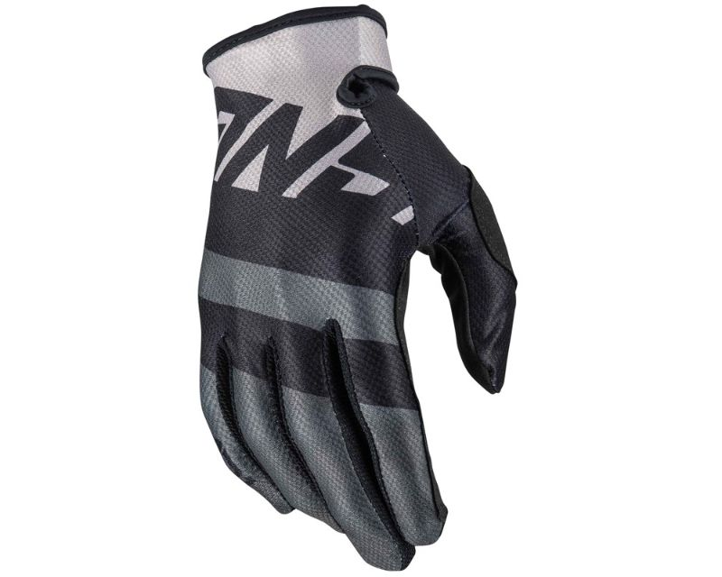 Answer 444819 AR1 Voyd Gloves Black Charcoal Steel XS