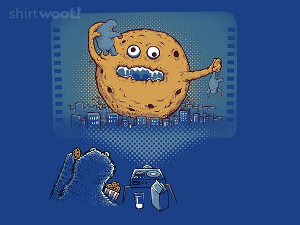 Cookie Monster Revenge T Shirt