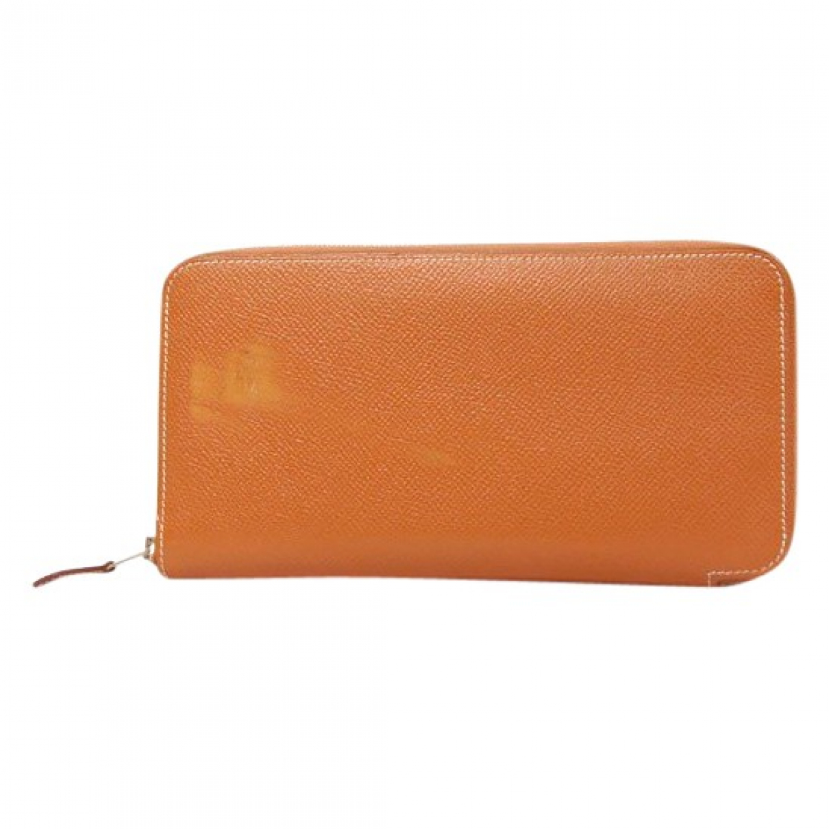 Hermès Silk'in Brown Leather wallet for Women \N