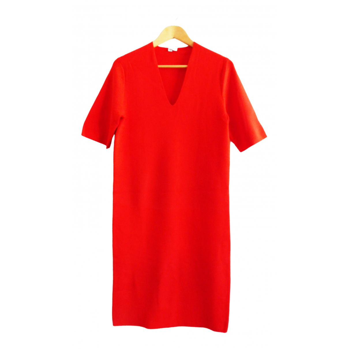 Uniqlo \N Red Cotton dress for Women S International