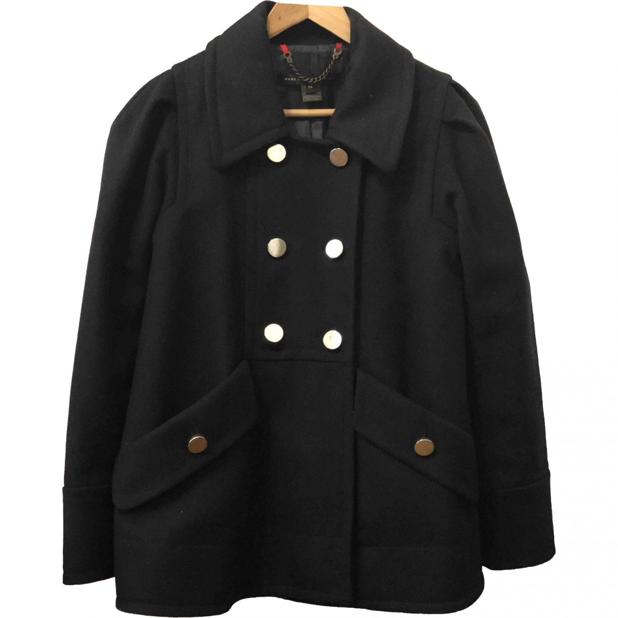 Marc By Marc Jacobs \N Navy Wool coat for Women 2 US