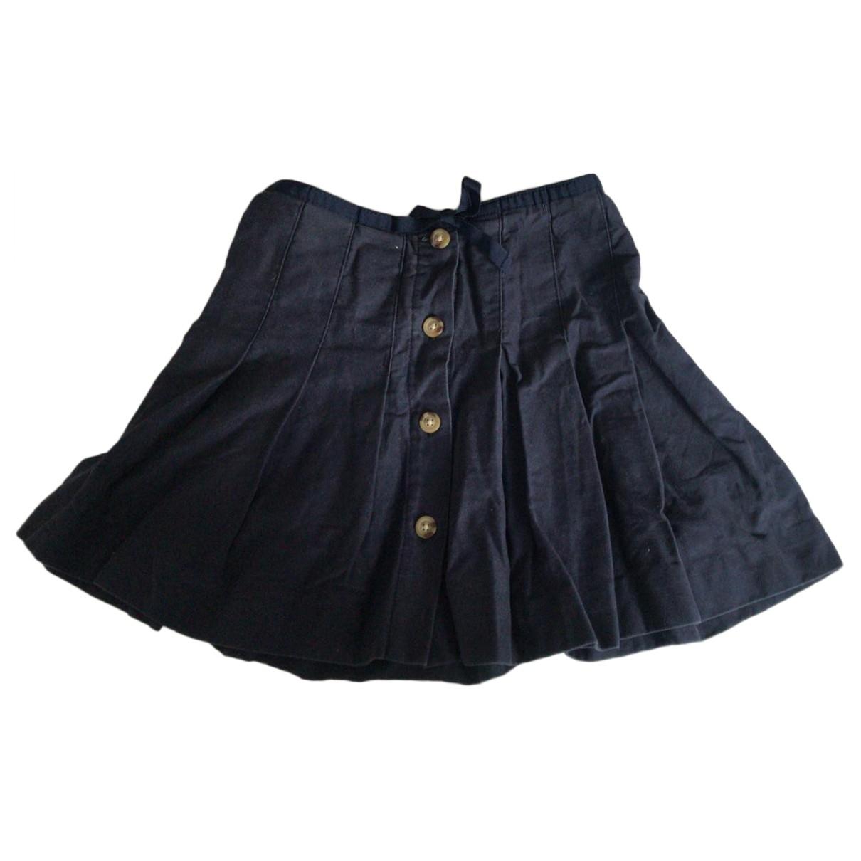 Ralph Lauren \N Rocke in  Blau Baumwolle