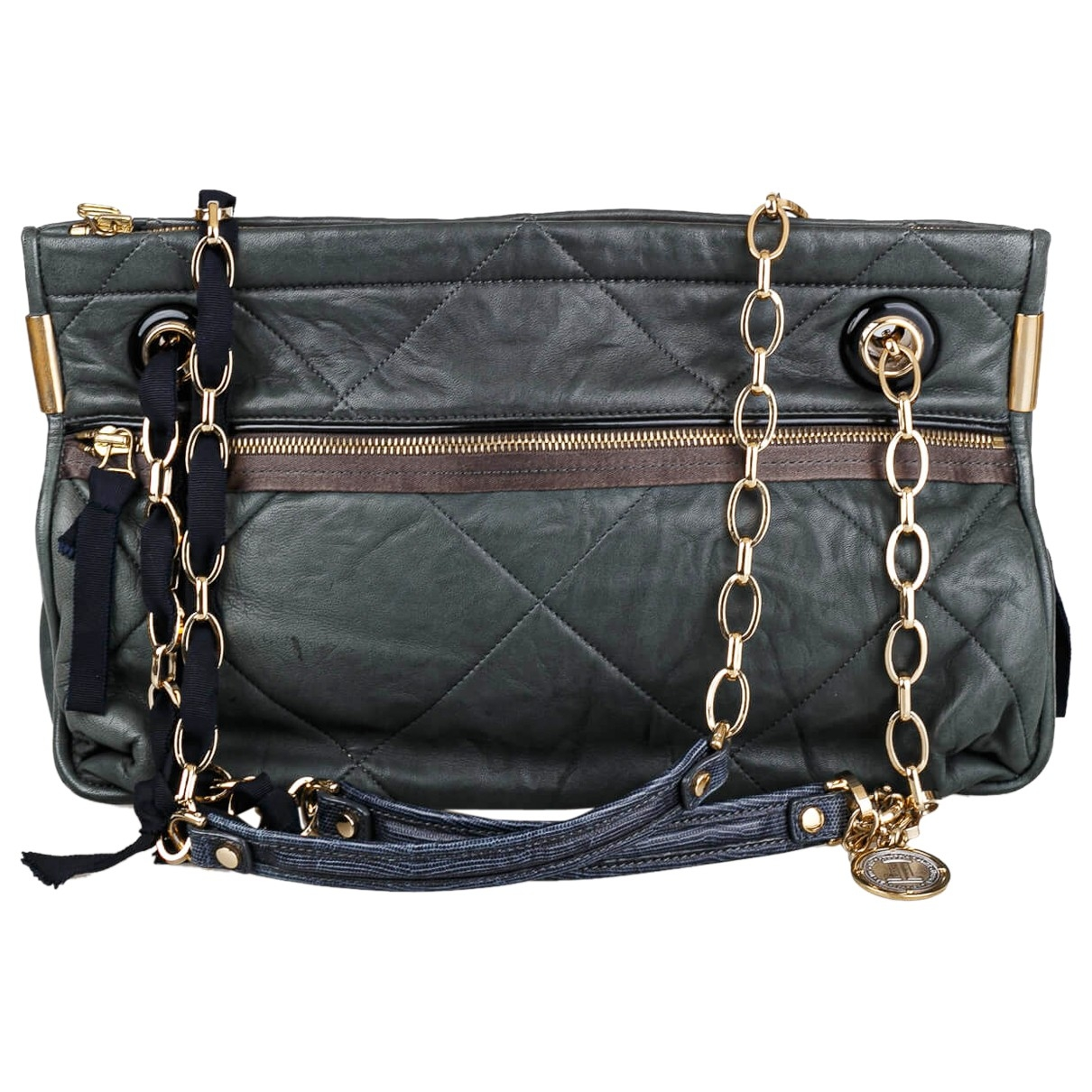 Lanvin Amalia Leather handbag for Women \N