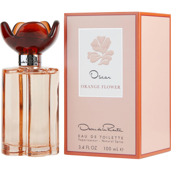 Oscar Orange Flower - Oscar De La Renta Eau de toilette en espray 100 ml