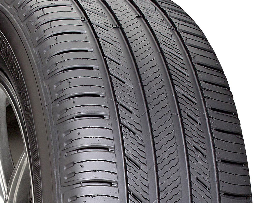 Michelin 49379 Premier LTX Tire 255/65 R18 111H SL BSW