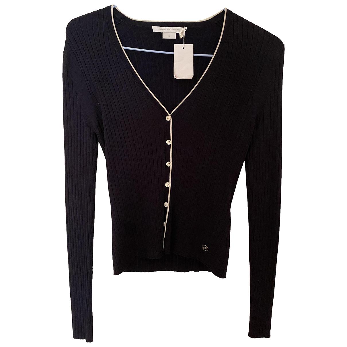 Porsche Design \N Blue Silk Knitwear for Women S International
