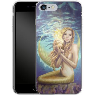 Apple iPhone 6 Plus Silikon Handyhuelle - Selina Fenech - Holding Magic von TATE and CO