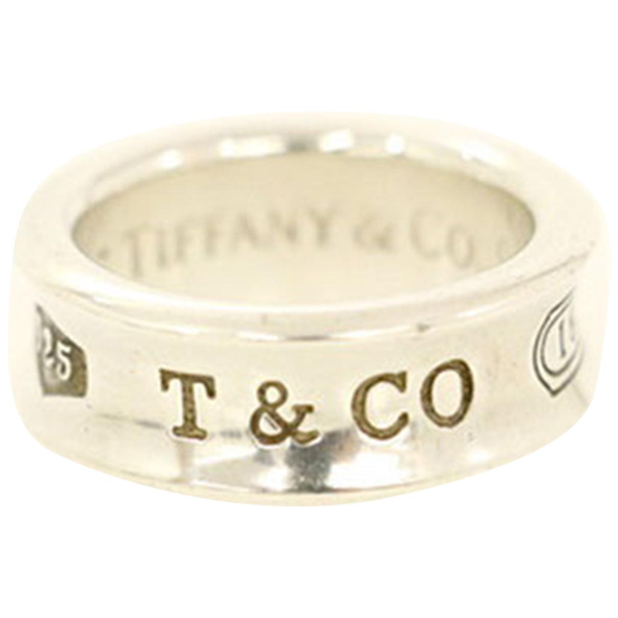 Tiffany & Co - Bague   pour femme en argent
