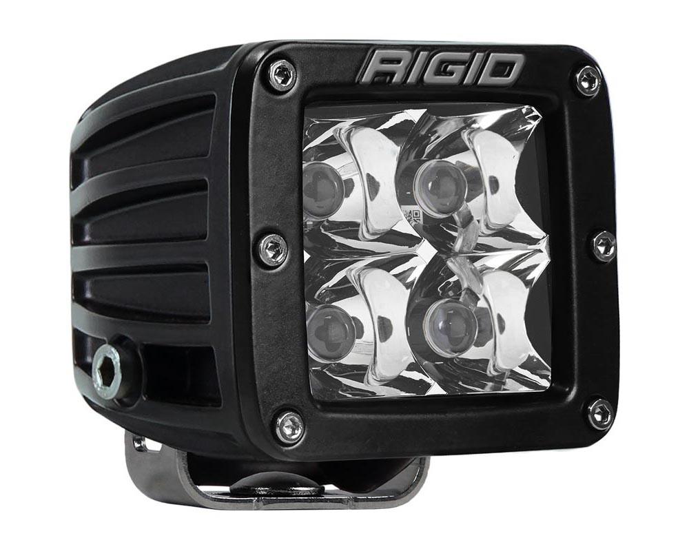 RIGID Industries Spot Surface Mount Amber D-Series Pro