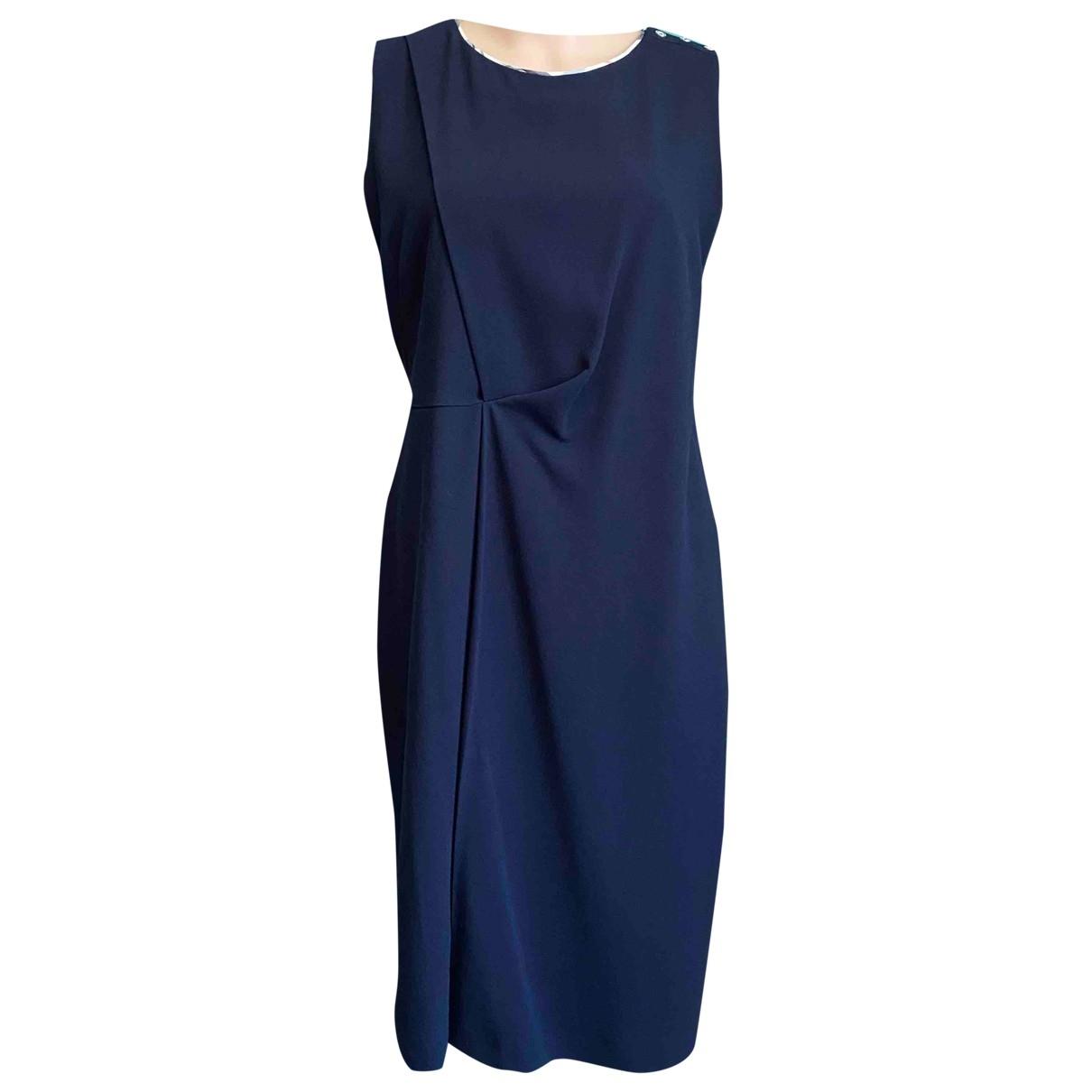 Barbour \N Kleid in  Blau Wolle