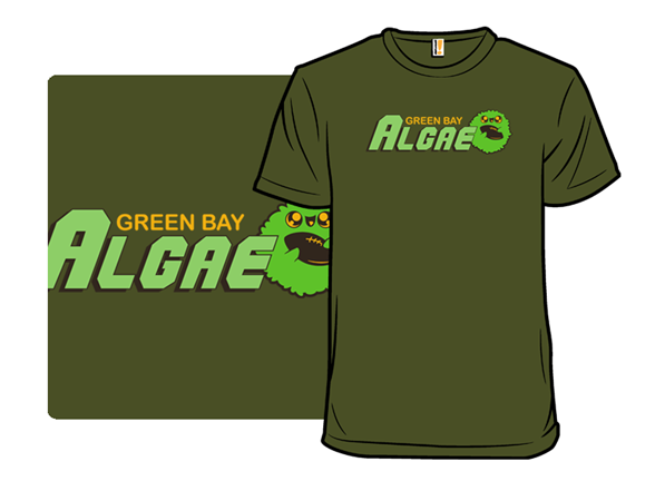 Gb Algae T Shirt
