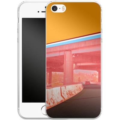 Apple iPhone 5 Silikon Handyhuelle - Bridge von Brent Williams
