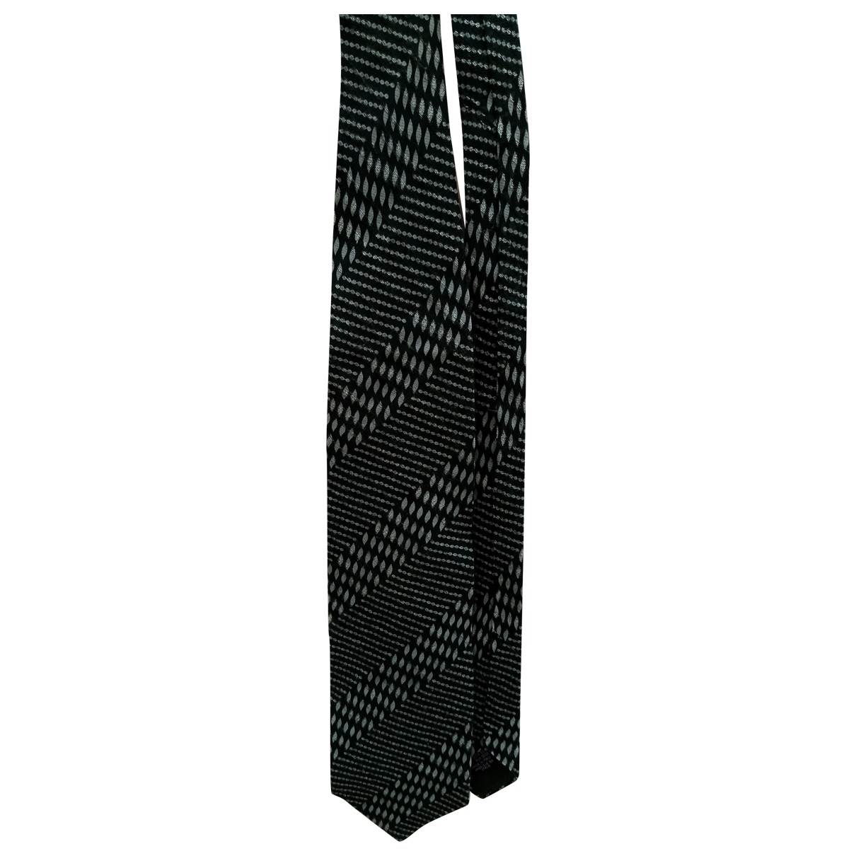 Giorgio Armani \N Green Silk Ties for Men \N