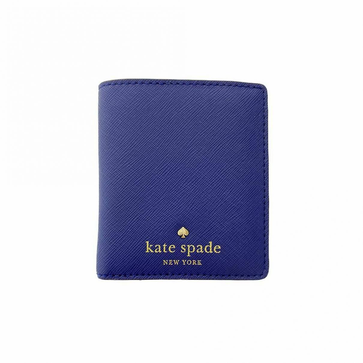 Kate Spade - Portefeuille   pour femme en cuir