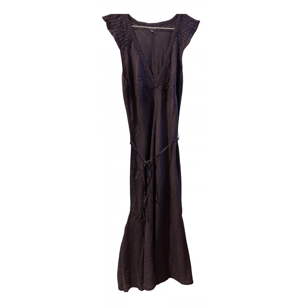 Bellerose - Robe   pour femme en soie - violet