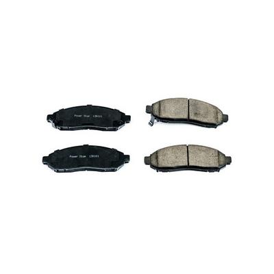 Z16 Evolution Ceramic Clean Ride Scorched Brake Pads