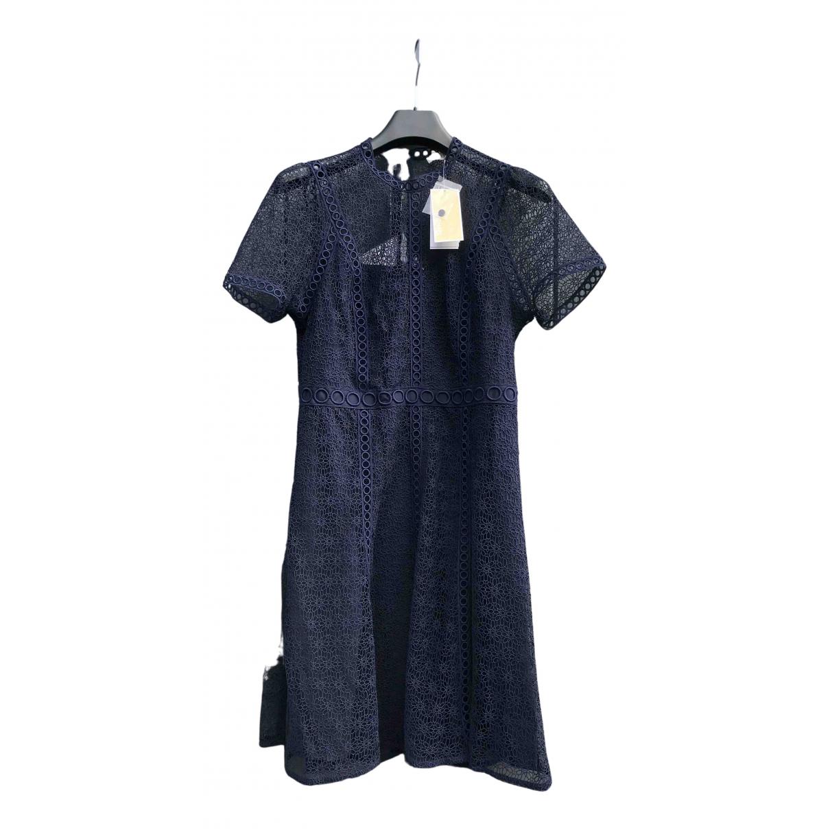 Michael Kors - Robe   pour femme - marine