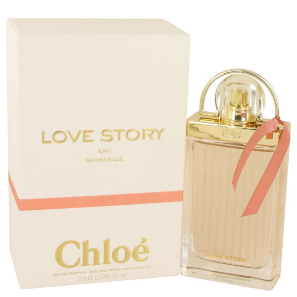 Chloé - Love Story Eau Sensuelle : Eau de Parfum Spray 2.5 Oz / 75 ml