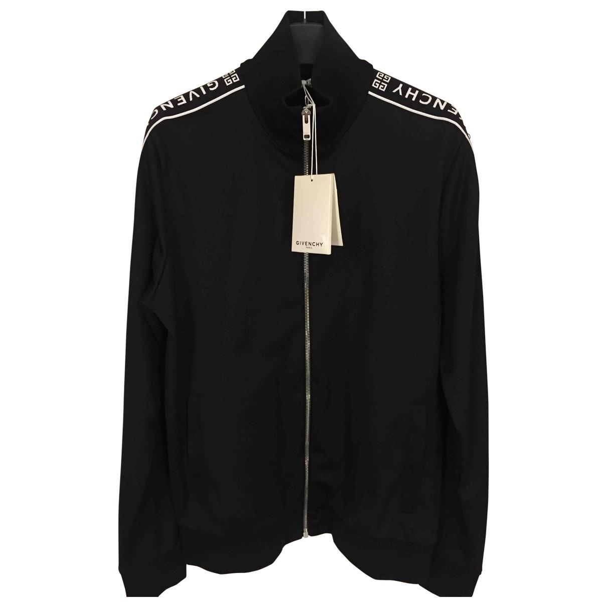 Givenchy \N Pullover.Westen.Sweatshirts  in  Schwarz Polyester