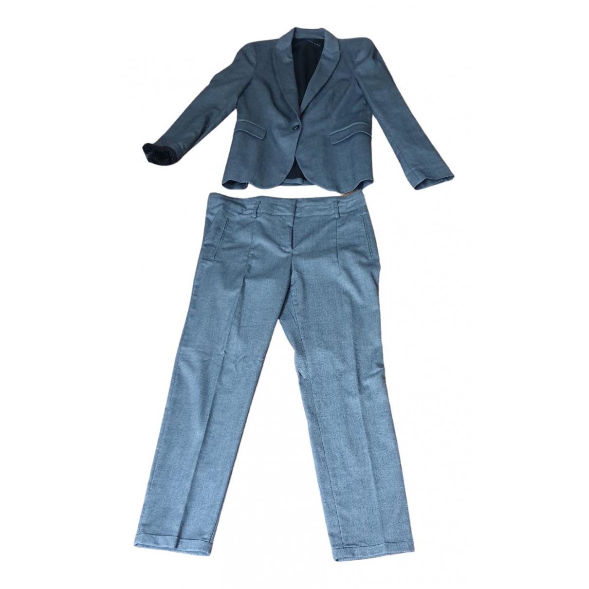 Zara - Combinaison   pour femme - gris