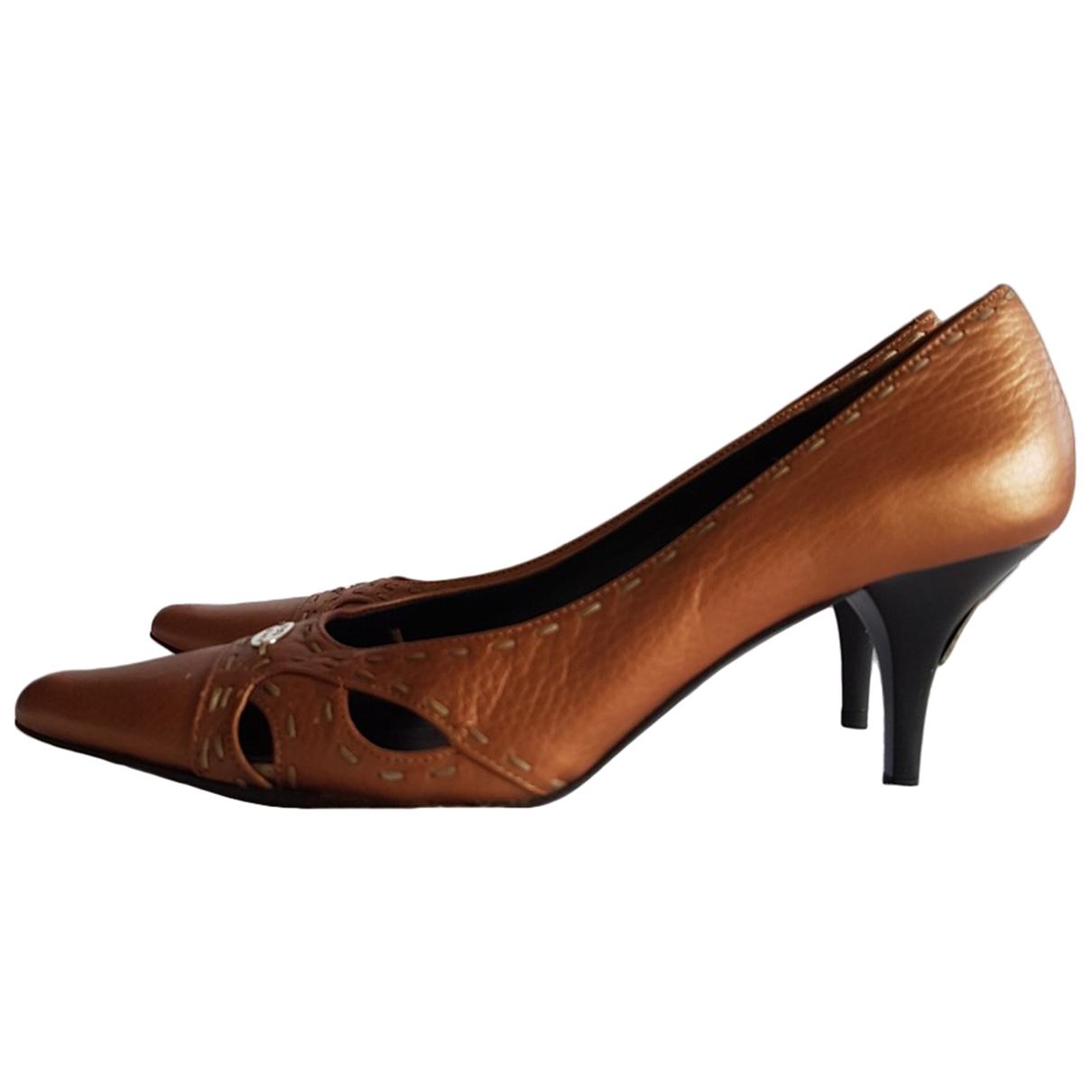 Fendi - Escarpins   pour femme en cuir