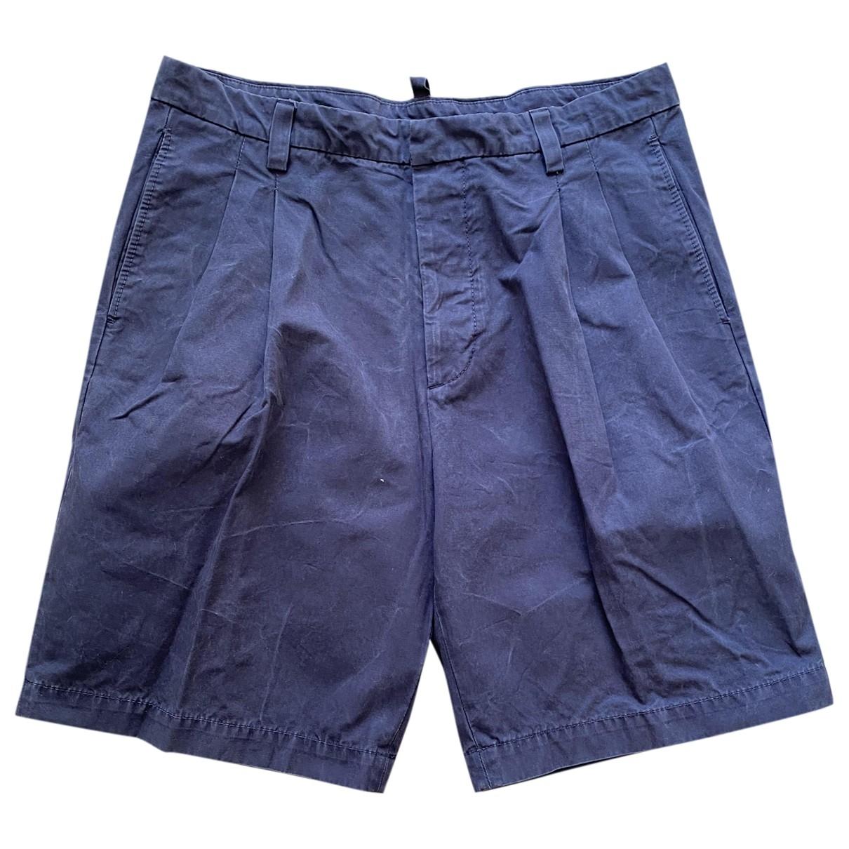 Dsquared2 - Short   pour homme en coton - bleu
