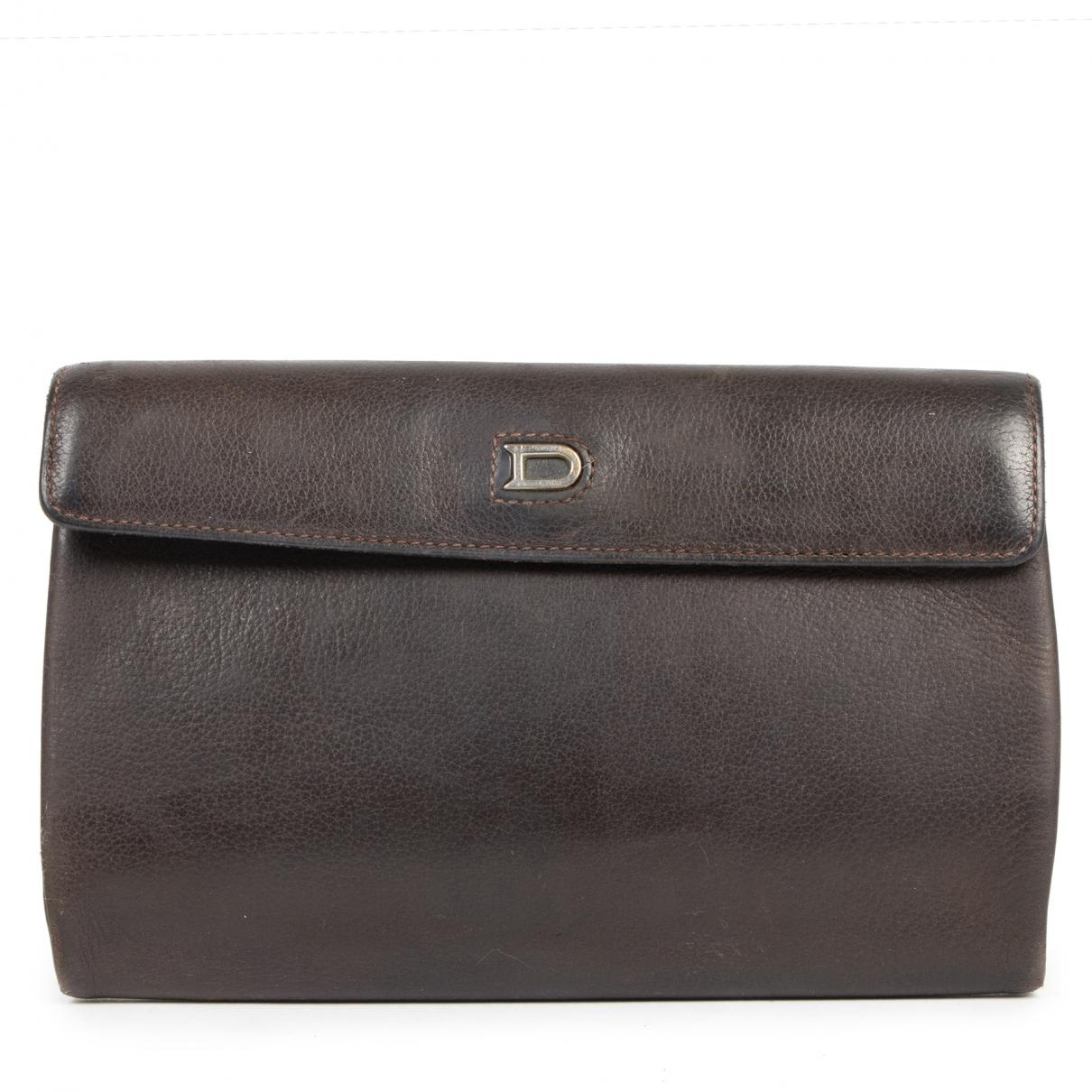 Delvaux \N Beige Leather Purses, wallet & cases for Women \N