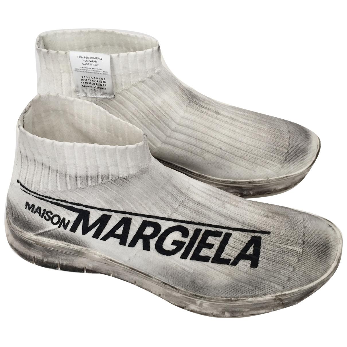 Deportivas de Lona Maison Martin Margiela