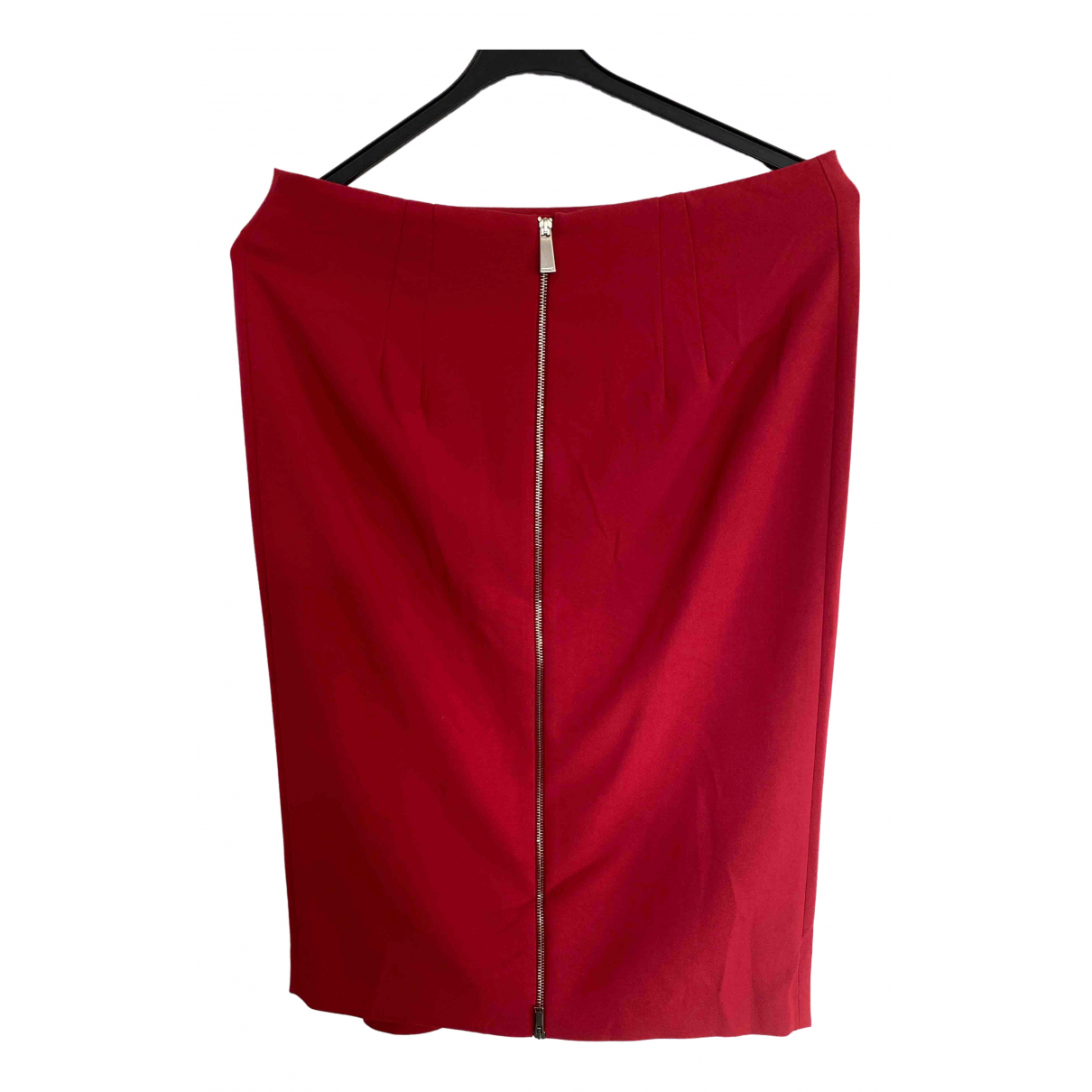 Pinko \N Rocke in  Rot Polyester