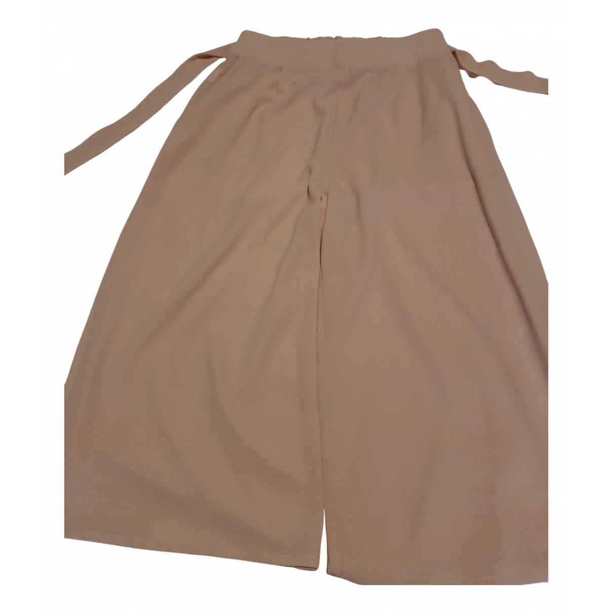 Non Signé / Unsigned N Pink Shorts for Women 42 IT