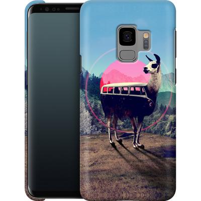 Samsung Galaxy S9 Smartphone Huelle - Llama von Ali Gulec