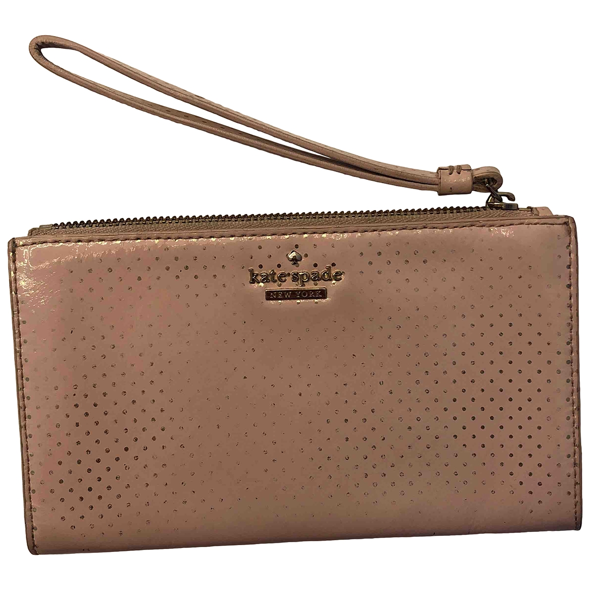 Kate Spade \N Pink Patent leather Purses, wallet & cases for Women \N