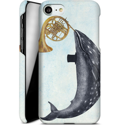 Apple iPhone 8 Smartphone Huelle - Whale Song von Terry Fan