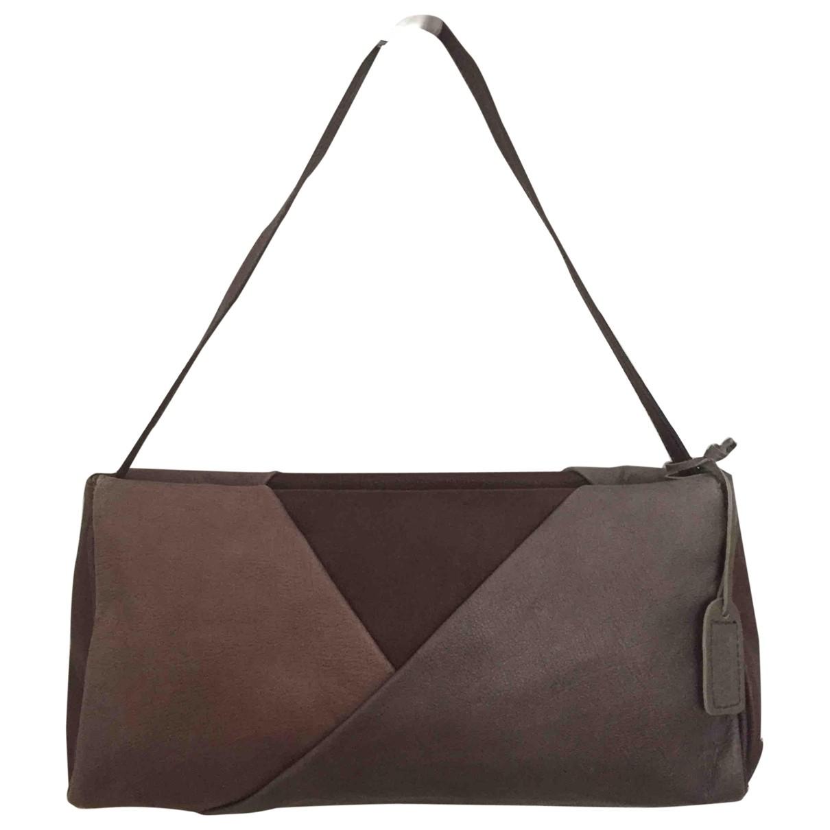 Zara \N Handtasche in  Bunt Leder