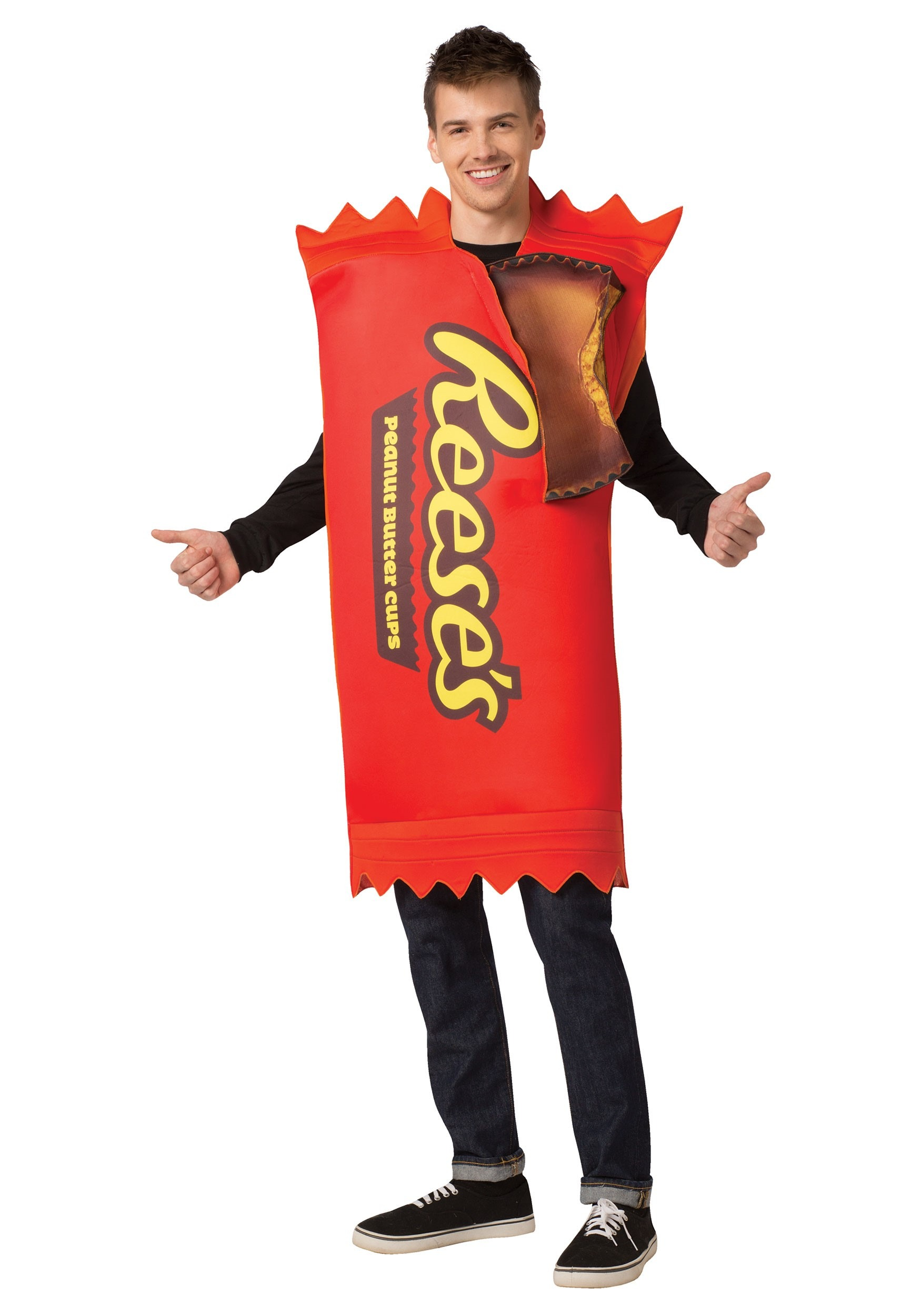 Reeses Cup 2-Pack Costume for Adults