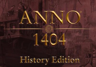 Anno 1404 History Edition US Uplay CD Key