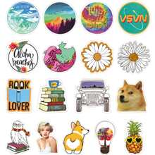 53pcs Mixed Pattern Sticker