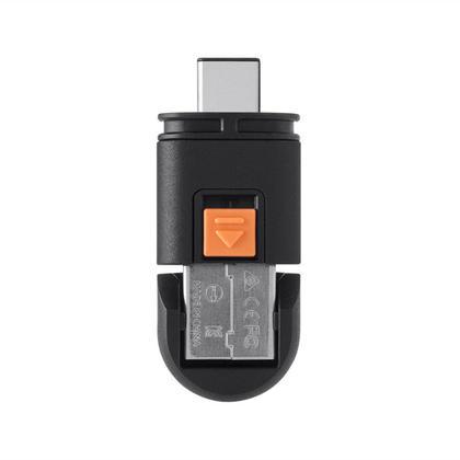 USB-C USB-A lecteur bi-mode MicroSD® - Monoprice®