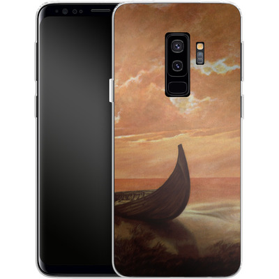 Samsung Galaxy S9 Plus Silikon Handyhuelle - Bill Plank - Sunset Voyager von TATE and CO