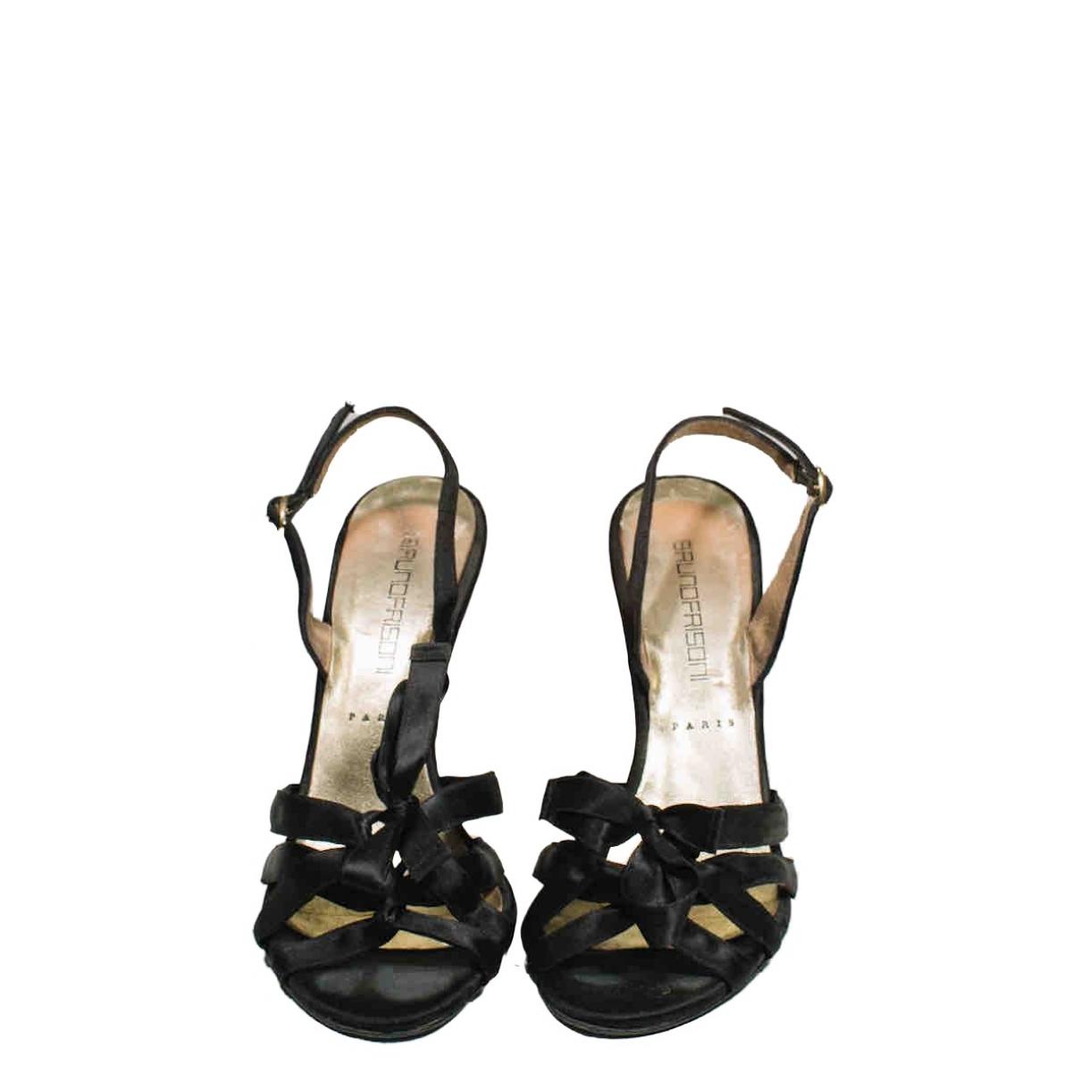 Sandalias de Lona Bruno Frisoni
