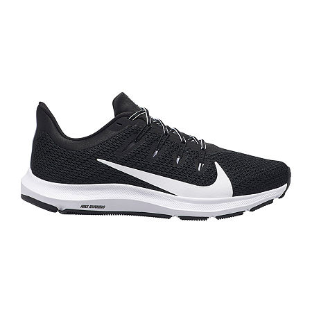 Nike Quest 2 Womens Running Shoes, 11 Medium, Black